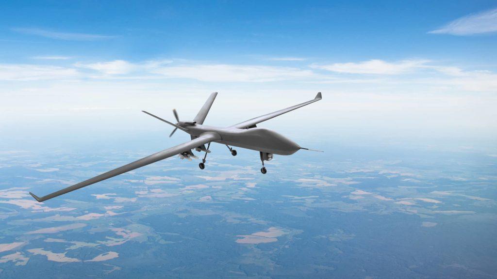 UAVs zehirut